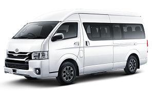 Rental Toyota Hiace Surabaya