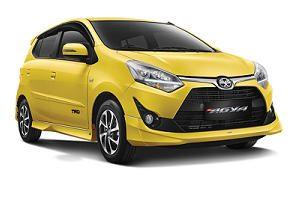 Sewa Toyota Agya Surabaya