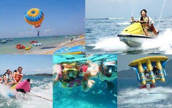 wisata watersport tanjung benoa bali