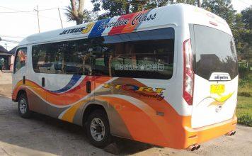 Travel Cianjur Jakarta
