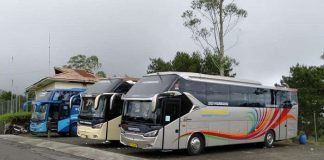 Sewa Bus Tegal
