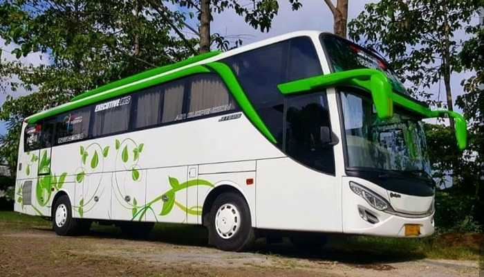 Sewa Bus Wonogiri