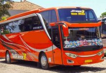 Seawa Bus Nganjuk