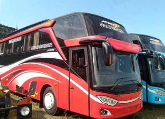 Sewa Bus Blora