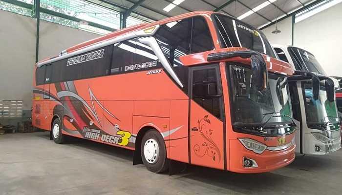 Sewa Bus Bogor