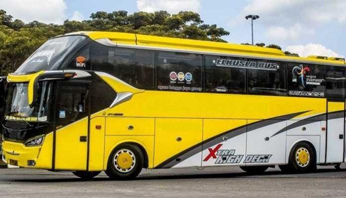 Sewa Bus Karawang Harga Termurah Unit Terbaru Full Fasilitas