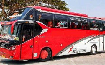Sewa Bus Kediri