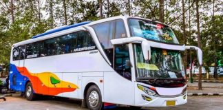Sewa Bus Mojokerto
