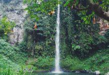 Air Terjun Di Bandung