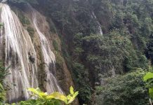 Air Terjun Di Gorobogan