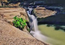 Air Terjun Di Gunung Kidul