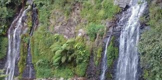 Air Terjun Di Ngawi