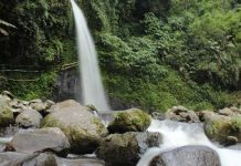Air Terjun Di Tegal