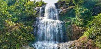 Air Terjun Di Wonosobo