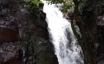 Air Terjun Di Jombang