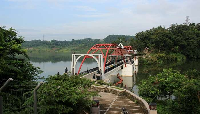 Obyek Wisata Goa Kreo Semarang