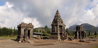Tempat Wisata Candi Di Dieng