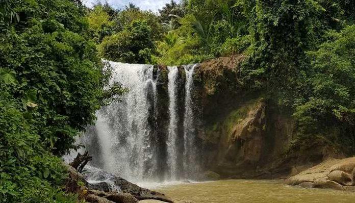 Wisata Air Terjun Dan Curug Di Lebak Banten