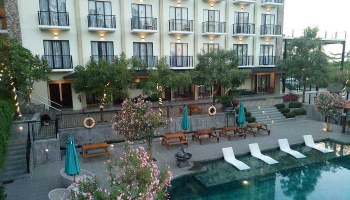 Hotel Di Tawangmangu Karanganyar