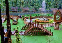 Tempat Wisata Taman Karang Resik Tasikmalaya