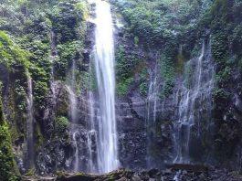 Air Terjun Curug Lawe Benowo Kalisidi