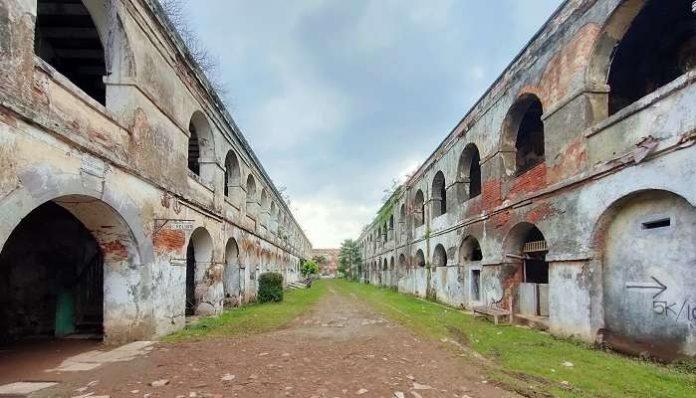 Benteng Pendem Ambarawa Fort Willem 1