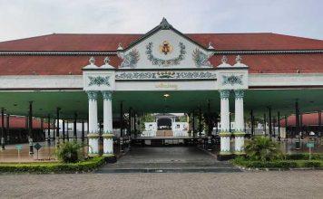 Keindahan Keraton Yogyakarta