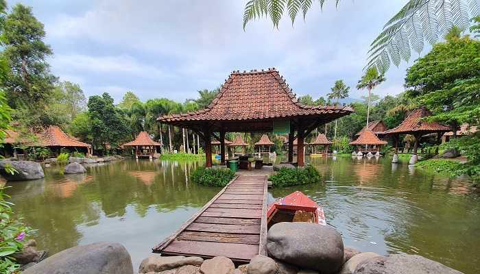 Tempat Wisata Watu Gunung Semarang