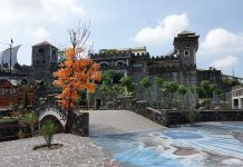 The Lost World Castle Jogja