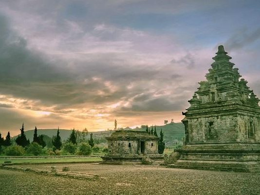 Candi Arjuna Dieng Banjarnegara