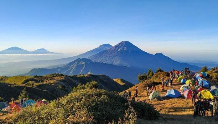 Gunung Prau Dieng Wonosobo