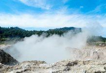 Kawah Sikidang Dieng Banjarnegara