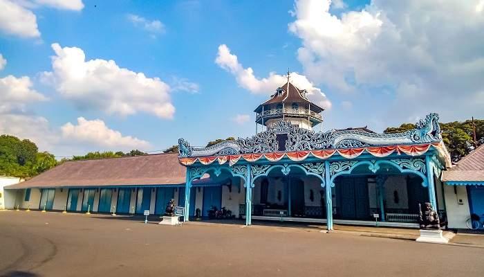 Keraton Surakarta Hadiningrat