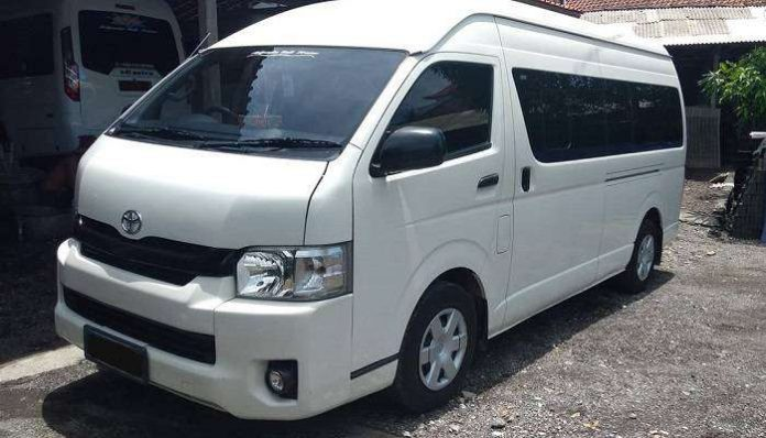 Rental Hiace Palembang Harga Termurah Fasilitas Lengkap Sanjaya Tour