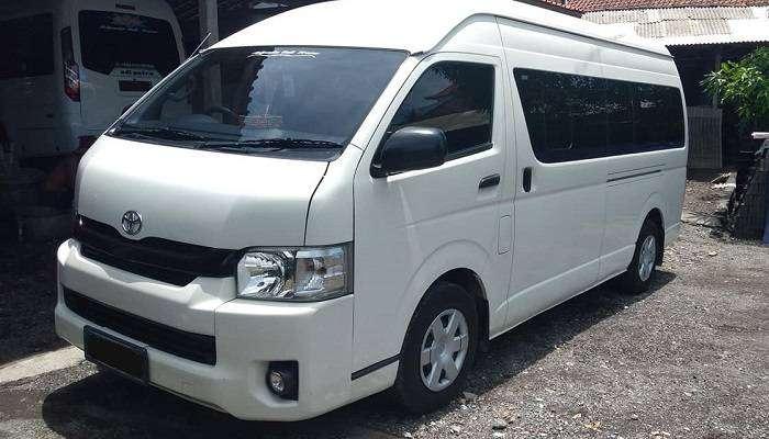 Rental Hiace Palembang