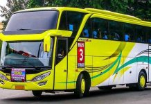 Sewa Bus Pariwisata Pacitan