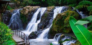 Air Terjun Curug Maribaya Lembang
