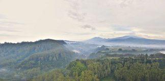 Destinasi WIsata Tebing Keraton Bandung
