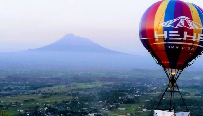 HeHa Sky View Gunung Kidul Yogyakarta