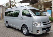 Rental Hiace Bandar Lampung
