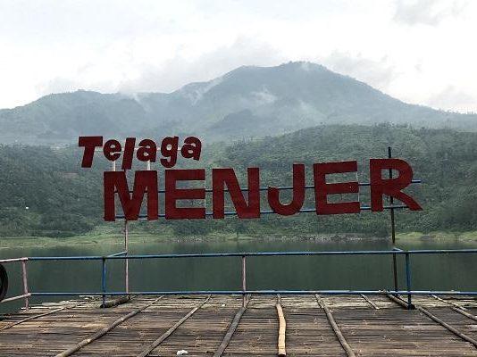 Telaga Menjer Dieng Wonosobo