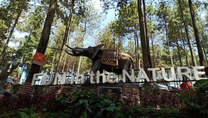 Tempat Wisata Dago Dreampark Lembang Bandung