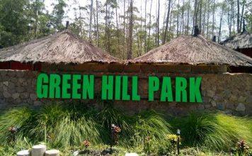Tempat Wisata Green Hill Park TWA Cimanggu
