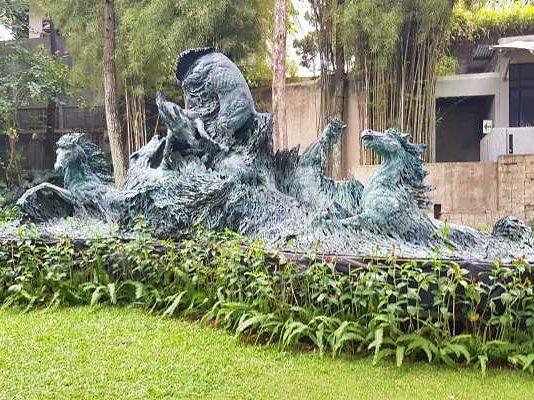 Tempat Wisata Museum NuArt Sculpture Park Bandung