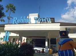 Tempat Wisata Rabbit Town Bandung