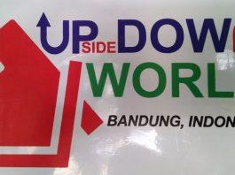 Upside Down World Bandung