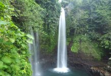Air Terjun Curug Luhur Bogor