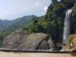 Curug Bidadari Sentul Paradise Bogor