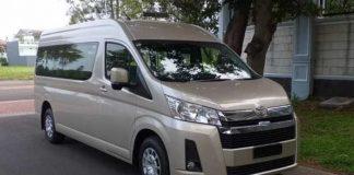 Rental Hiace Commuter Dan Premio Di Tuban