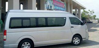 Rental Mobil Hiace Premio Dan Commuter Di Jember